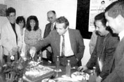 Direction des activités pédagogiques et médicales, hôpital Parnet, 1994
