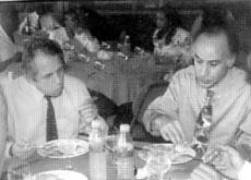 Professeurs J.P. Grangaud et A. Aberkane