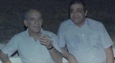 Jubilé du professeur Bachir MENTOURI 21-22 Décembre 1994