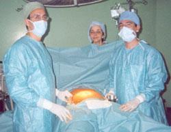 Les docteurs BENNANI et SEDOUD